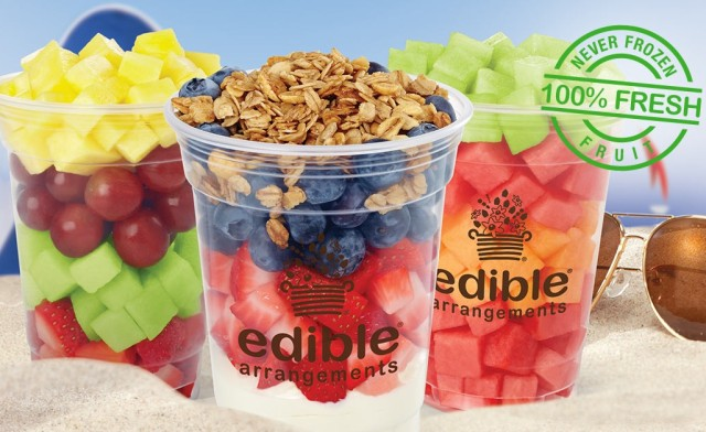 edible arrangements fruit salad