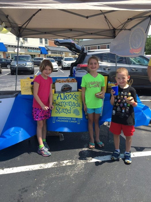 Alex's Lemonade Stand at Paoli Village Shoppes