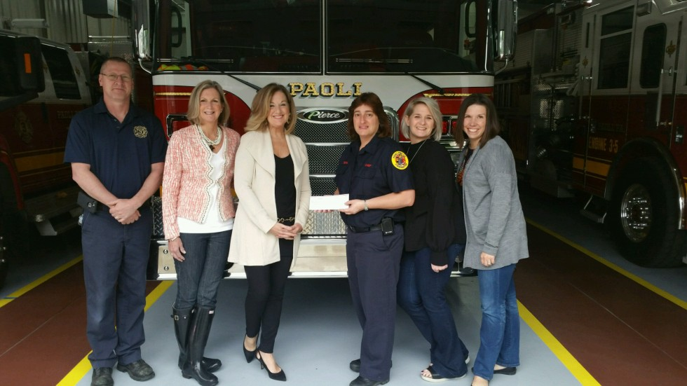 Paoli Shop and Hop Raised 2k for Paoli Fire