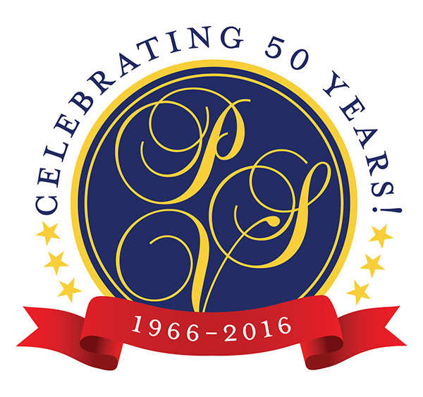 50th anniversary logo
