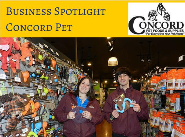 Concord Pet Business Spotlight