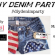 Customize Your Jeans at Our DIY Denim Party