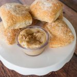Multigrain Le Bus Dinner Rolls with Cinnamon Honey Butter