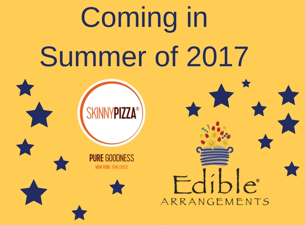 New Tenants at Paoli Village Shoppes, SkinnyPizza and Edible Arrangements