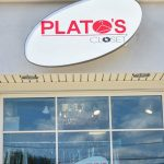 Paoli Plato's Closet Window Display