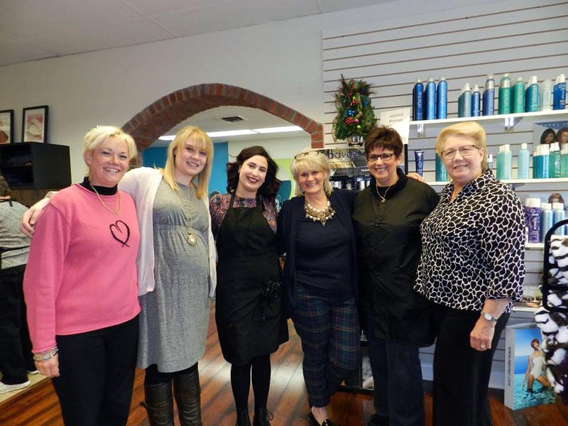 Paoli Hair Salon Team