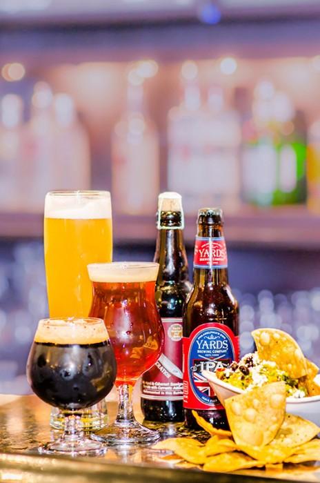 TJ's beer & food