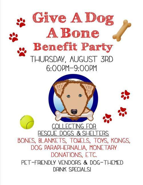 give a dog a bone 2017