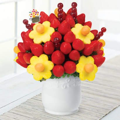Blooming Daisy Edible Arrangements