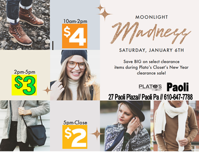 Moonlight Madness Plato's Closet Sale Image