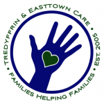t and e care logo