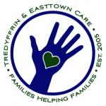 t and e care logo