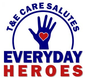 T&E Care Logo